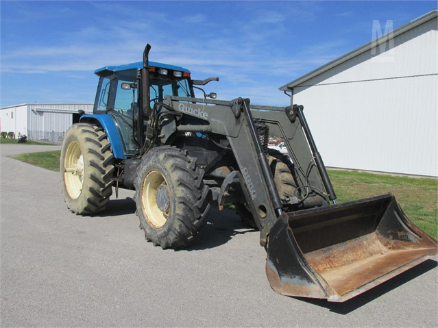 2001 NEW HOLLAND TM150 For Sale In Hopkinsville, Kentucky