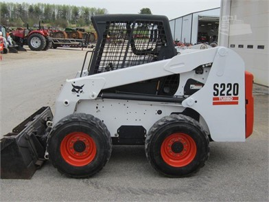 BOBCAT S220 For Sale - 22 Listings | MachineryTrader com - Page 1 of 1