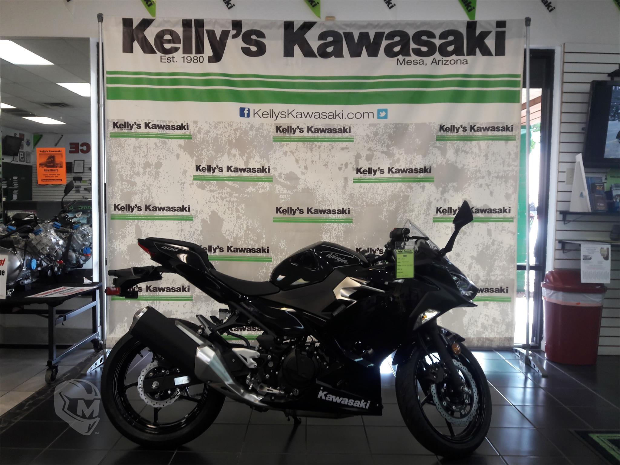 2019 Kawasaki Ninja 400 Abs For Sale In Mesa Arizona