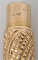Waterman's Ideal Gold Fountain Pen