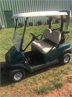 April Golf Car