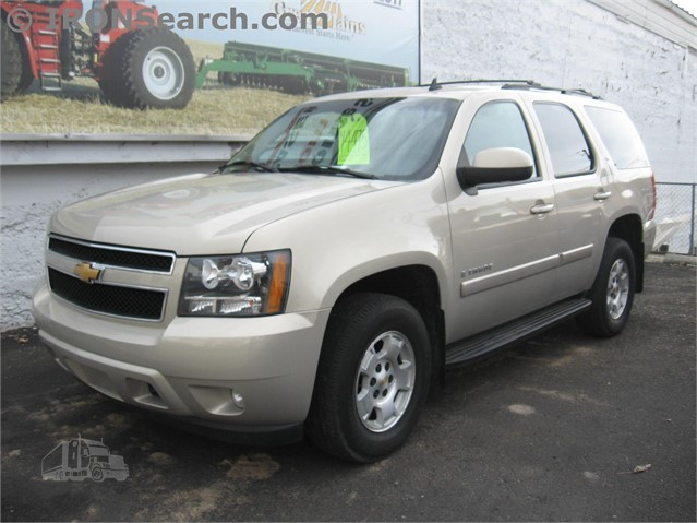 2007 Chevy Tahoe For Sale >> 2007 Chevrolet Tahoe