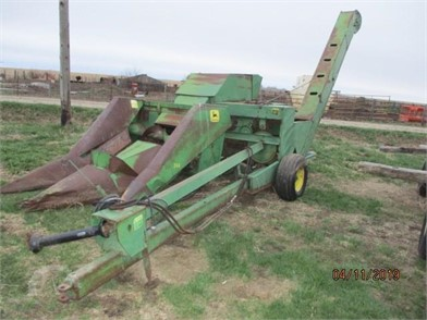 JOHN DEERE Pull-Type Forage Harvesters Auction Results - 96