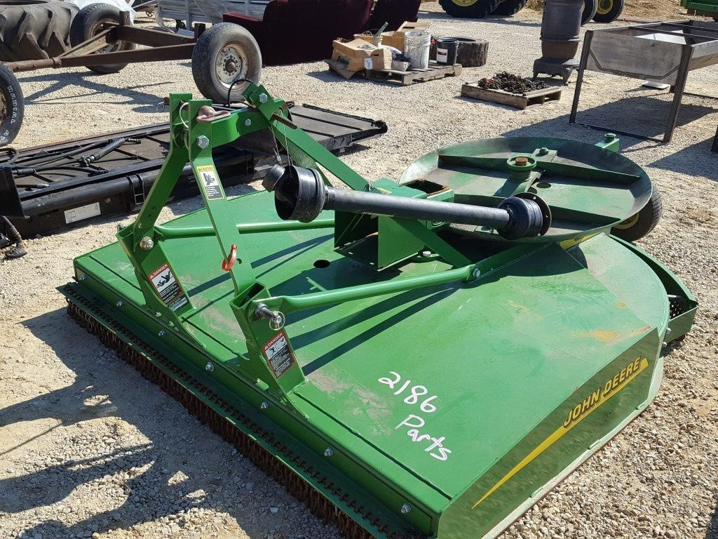John Deere MX6 Mower | Wisconsin Tractor