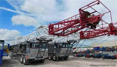 CROWN Well Service / Workover Rigs Oilfield Equipment For