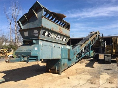 POWERSCREEN MARK II For Sale - 12 Listings | MachineryTrader