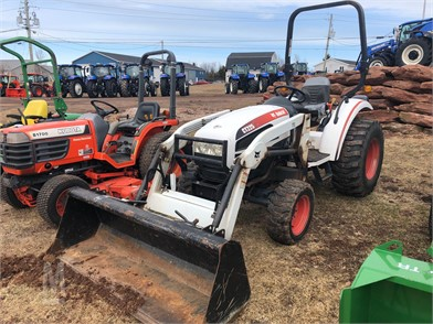 BOBCAT Tractors For Sale - 23 Listings   MarketBook ca