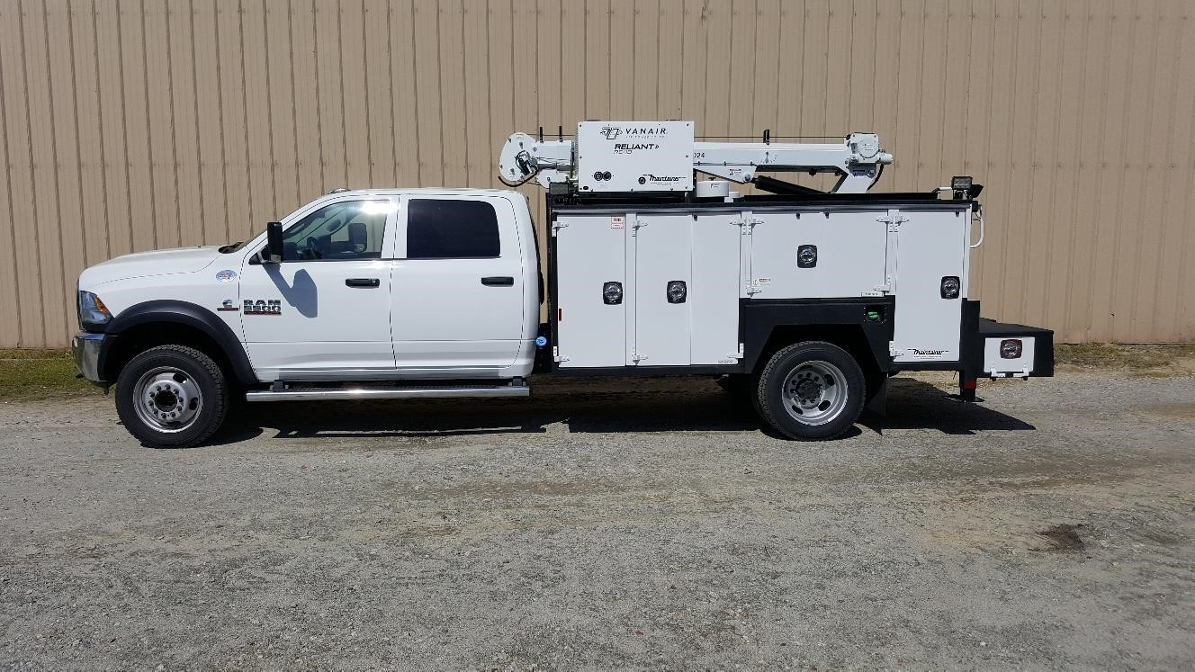 Dodge Ram 5500 >> 2018 Maintainer H7024 Mounted On 2018 Dodge Ram 5500 For Sale In Williamston North Carolina