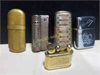 Five More Lighters