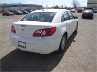 2008 CHRYSLER SEBRING TOURING 183064 KMS