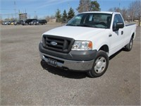 2007 FORD F-150 208400 KMS