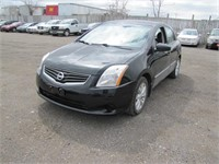 2012 NISSAN SENTRA 149717 KMS