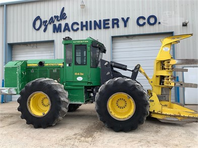 DEERE 843 For Sale - 43 Listings | MachineryTrader com