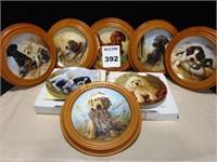 Man's Best Friend Collector Plates