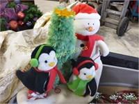 Christmas Decor Galore
