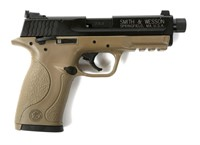 SMITH AND WESSON MP22C PISTOL FDE .22 CALIBER
