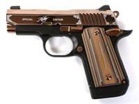 KIMBER SPECIAL EDITION ROSE GOLD MICRO 9 PISTOL