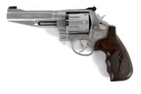 SMITH AND WESSON MODEL 627-5 REVOLVER .357 MAGNUM