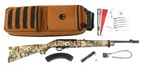 CRYPTIC PATTERN RUGER 10/22 TAKEDOWN RIFLE