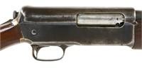 WINCHESTER MODEL 1911SL SHOTGUN 12 GAUGE