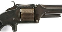 SMITH & WESSON MODEL 1 1/2 REVOLVER 2nd ISSUE