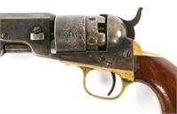 COLT MODEL 1862 POLICE & POCKET PISTOL OF NAVY CAL