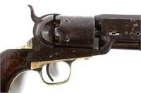 1859 COLT MODEL 1851 NAVY REVOLVER .36 CALIBER