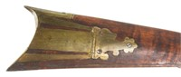 BOWN AND SONS PENNSYLVANIA PERCUSSION RIFLE .38