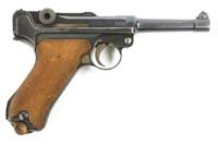 1918 DWM LUGER PISTOL