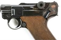1916 DWM LUGER 9mm PISTOL