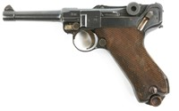 1918 ERFURT LUGER PISTOL