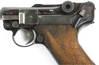 1939 MAUSER CODE 42 LUGER PISTOL