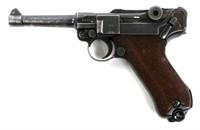 1938 MAUSER S/42 LUGER PISTOL