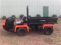 2015 Jacobsen Truckster TXD