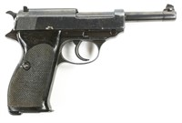 PRE WAR SWEDISH CONTRACT WALTHER MODEL HP PISTOL