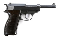 WWII GERMAN WALTHER AC 41 P38 PISTOL