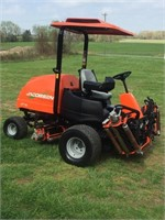 April Turf Equipment Auction