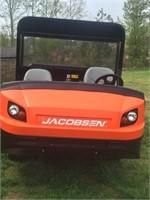 2017 Jacobsen Truckster XD Gas