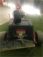 1989 Toro Greens Aerator model 09110
