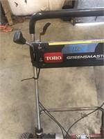 2006 Toro Greensmaster 1000