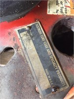 Jacobsen Greens King Reels w/ grooved rollers