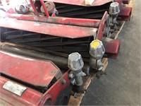 Toro 3100 cutting reels