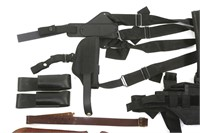 HOLSTERS LARGE ASSORTED LOT