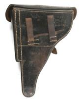 WWII GERMAN P.08 PISTOL HOLSTER JVF 41