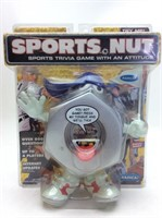 SPORTS NUT, SPORTS TRIVIA GAME