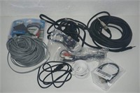 LOT OF CHARGERS & POWER ADAPTERS