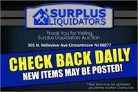 PA Home Store Overstock Auction 4/24