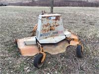 Woods RM59 Mower
