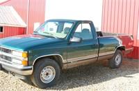 97 Chevy Silverado PickUp 350 4x4