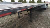 Transcraft 48ft Flatbed